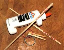 chopstick parts