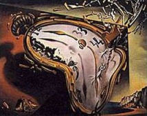 melting clock - Dali