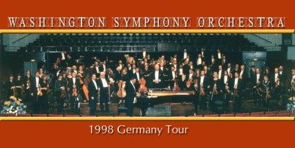 WSO Tour 1998