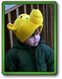 'Winnie The Pooh' hat