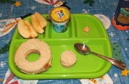 baloney donut