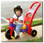 Peter on his trike