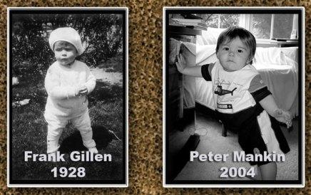 Frank Gillen & Peter Mankin
