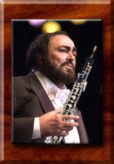 Pavarotti - Oboe