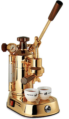 La Pavoni Lever Machine